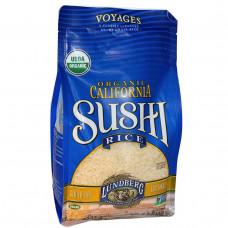 Lundberg, Органический рис для суши, 32 унции (907 г)