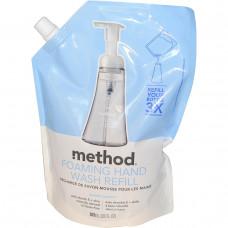Method, Пенящееся средство для мытья рук в экономичной упаковке, Сладкая вода, 28 жидких унций (828 мл)