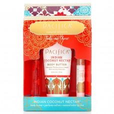 Pacifica, Прихватите с собой, Индийский кокосовый нектар, Набор из 3 единиц
