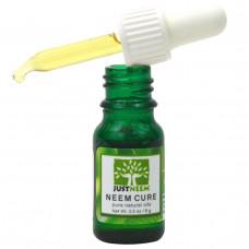 Just Neem, Целебное масло нима, 0,3 унции (8 г)