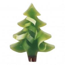 Hugo Naturals, Мыло Artisan с душистым перцем в форме Рождественской елки, 4 унции (113 г)