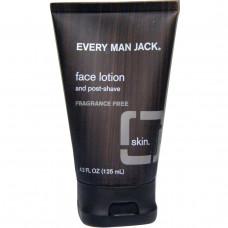 Every Man Jack, Лосьон для лица, без запаха,4,2 жидкой унции (125 мл)