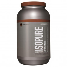 Natures Best, IsoPure, Perfect Low Carb Isopure, голландский шоколад, 3 фунта. (1361 г)
