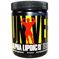 Universal Nutrition, Альфа-липоевая кислота, 60 капсул