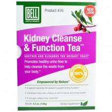 Bell Lifestyle, Чай для очистки и функции печени, 4,2 унции (120 г)