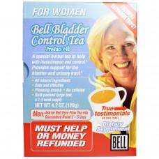 Bell Lifestyle, Чай Bell для контроля мочевого пузыря #4b, для женщин, 4,2 унций (120 г)