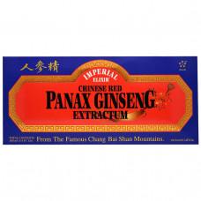 Imperial Elixir, Экстракт китайского красного женьшеня, 10 флаконов, по 0,34 жидких унции (10 куб. см)