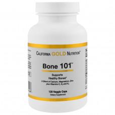 Минеральный комплекс с витаминами Bone 101, 120 капсул